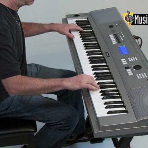 Yamaha YPG-235 76-Key Portable Grand Piano Keyboard